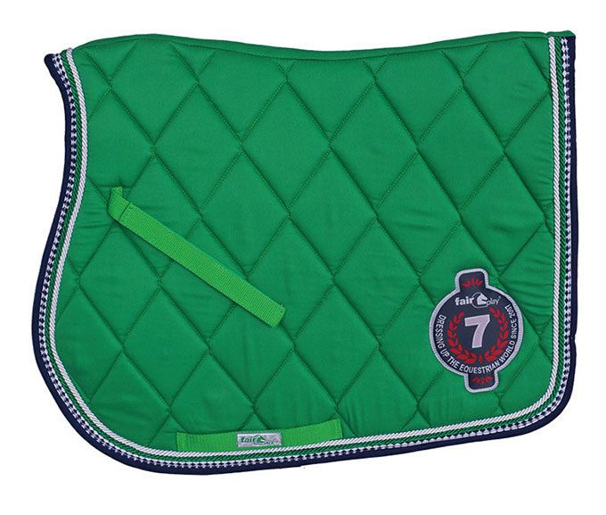 Fairplay Lapis Saddle Pad Equine Central