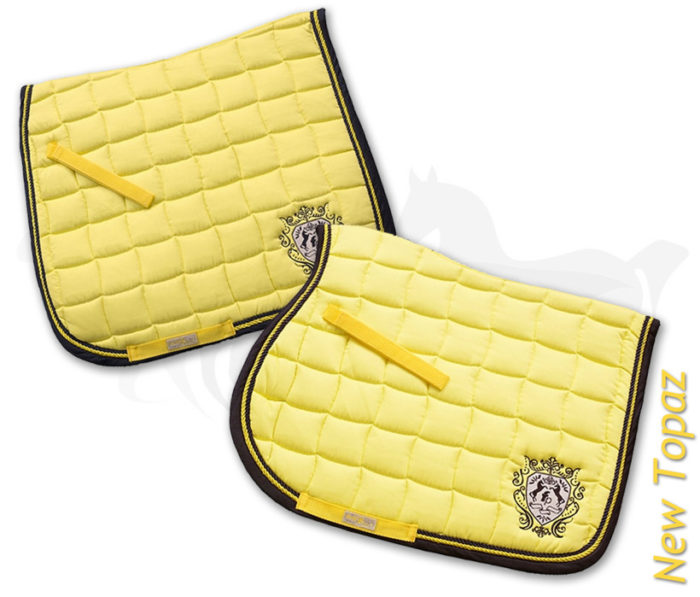 Fairplay New Topaz Saddle Pad Equine Central