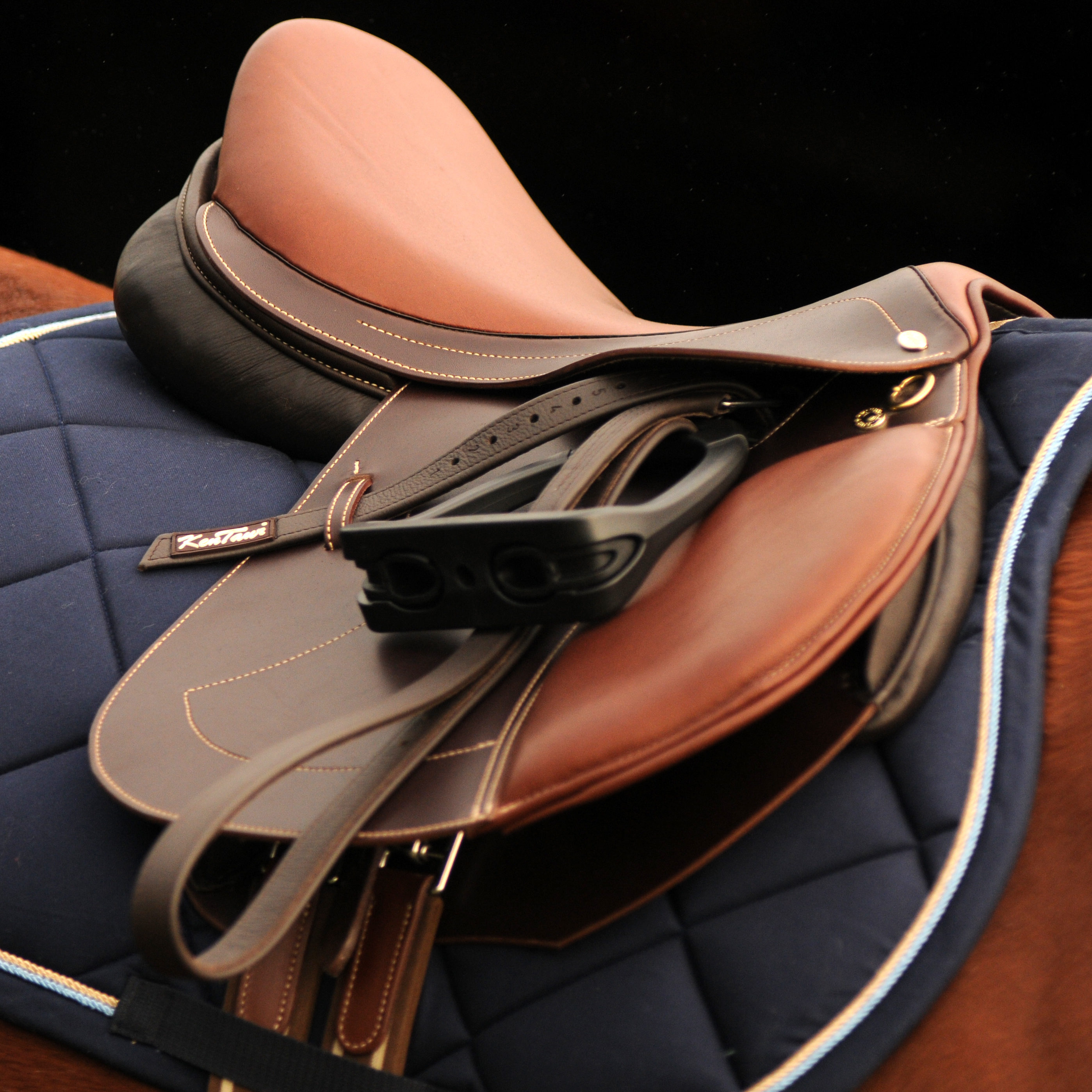 Why buy a custom made saddle? - Equine Central