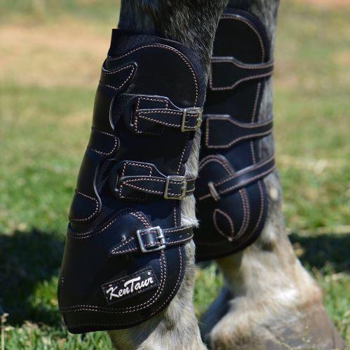 Kentaur Granada Open Front Boots Equine Central